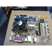 Kit - Placa Intel Dg41wv+proc.d.core E5700+mem.8gb 2x4 Ddr3