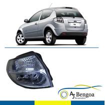 Lanterna Ford Ka 2012/2014 Esquerda - Original