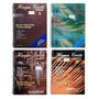 Método Harpa Crista Cifrada Kit Com 4 Volumes