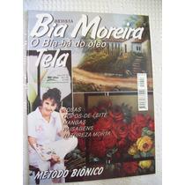 Revista Bia Moreira Óleo Nº 03: Tela - Método Biônico