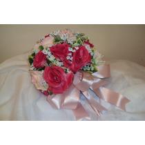 Bouquê De Noiva De Rosas