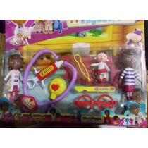 Cartelado Doutora Brinquedo Boneca E Acessorios