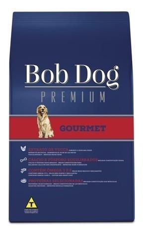Ração Bob Dog Gourmet Premium 25kg