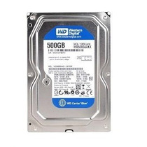 Hd Western Digital Caviar Blue 500gb Sata3 6gb/s 7200rpm