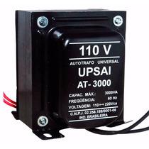 Transformador 110/220/220/110 Lavadora Wap Até 2100w Upsai