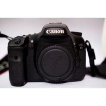 Canon 7d 18 Megapixels - Otimo Estado