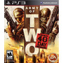 Game Ps3 Army Of Two: The 40th Day