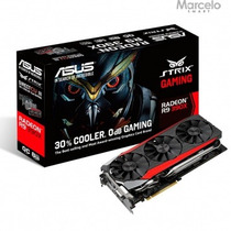 Placa De Vídeo Asus Radeon R9 390x 8gb 512 Bits Frete Grátis