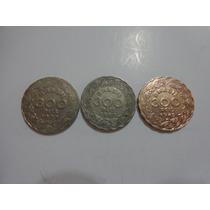 Série De 300 Réis De 1938 / 40 E 42 ( Getúlio ) - Belas.