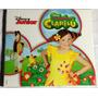 Cd Jardim Da Clarilú Lacrado Disney Junior Aeiou Frutas Pipo