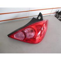 Lanterna Traseira Tida Hatch 2008 Até 2012 Lado Direito