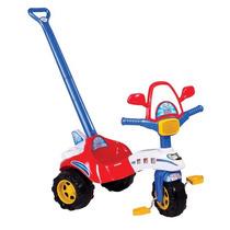 Triciclo Versátil Avião - Magic Toys