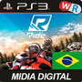 Ride - Ps3 - Psn - Play3 Promoção Cod Play 3 Playstation3