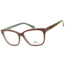 Lacoste L2723 615 Armação Óculos De Grau Feminina Retrô