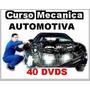 Curso Mecânica 2000 Video Carro 40 Dvds *** Frete Grátis ***
