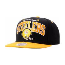 Boné Importado Pittsburgh Steelers Mitchell & Ness Nfl