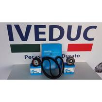 Kit Correia Dentada Ducato 2.3 Multijet Original Dayco