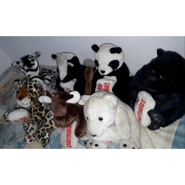 c937dc68d4a00b Macacão Pijama Infantil Criança Urso Pelúcia Parmalat Fa005 | ventro