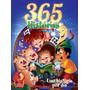 Livro 365 Histórias: Uma História Por Dia C/ Vcd