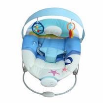 Cadeirinha De Descanso Sonequinha Azul 5089glc8 - Burigotto