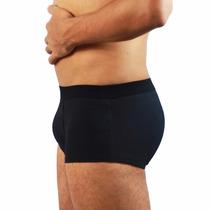 Cueca Com Enchimento Frontal E No Glúteo - Mini Boxer