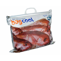 Embalagens Sacolas Térmicas Para Peixe Peixaria - 200 Unid