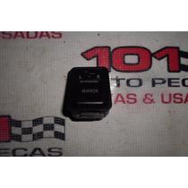 Botão Comando Regulagem Retrovisor Elétrico Civic 01 Á 06