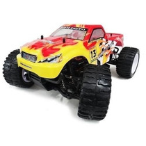 Automodelo Himoto Emxt-1 Monster Truck 1/10 2.4ghz - Top