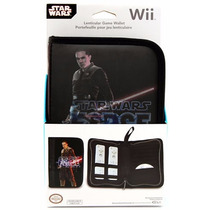 Novo Estojo Para Controle Do Wii Tema Star Wars The Force
