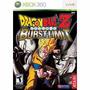 Manual Instruções Dragon Ball Z Burst Limit Xbox 360
