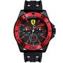 Relógio Ferrari 830310 Preto Vermelho + Frete 12x Sem Juros