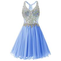 a63590951fe6 Busca vestido debutante curto azul escuro com os melhores preços do ...