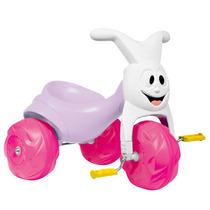 Motoca-triciclo Infantil Bandeirante Tico-tico Gatinha