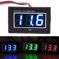 Voltímetro Digital Led Prova D