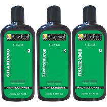 Progressiva Alise Facil Silver (carbocisteina) 3 Produtos