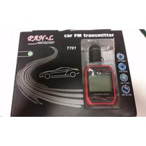 Transmissor Carro Veicular Para Radio Fm Pendrive Sd Mp3 Mp4