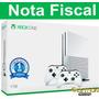 Xbox One S 1tb 4k+2 Controles+nota Fiscal 1 Ano De Garantia