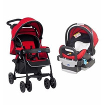Carrinho Bebe Travel System Duo Today Race - Chicco