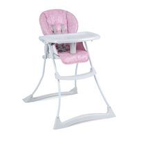 Cadeira De Refeição Burigotto Papa E Soneca Circles Rosa