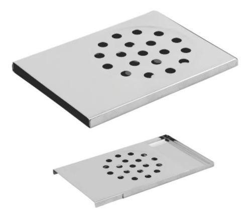 Ralo Inteligente Para Box De Banheiro Pratic Em Inox