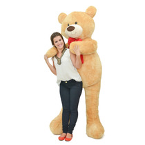 Urso De Pelúcia Gigante 2 Metros - Apaixonado