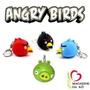 Chaveiro Angry Birds Som E Luz Led - Vendo No Atacado !