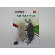 Pastilha Freio Dianteira Fazer 250 Twister 250 Cb 300r S/abs