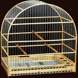 Gaiola Canário Pássaros Curió Azulão  N. 2