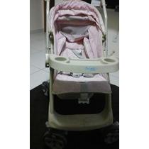 Carrinho De Bebê Marca Borigotto