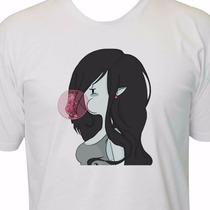 Camisetas Da Marceline - Hora De Aventura