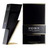 Perfume Bad Boy Eau De Toilette 100ml Carolina Herrera