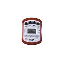 Pedal Processador De Efeitos Nux Pa-2 Para Violão