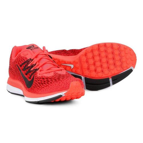 bc63346e163b5 Tenis Nike Zoom Winflo 5 Vermelho preto