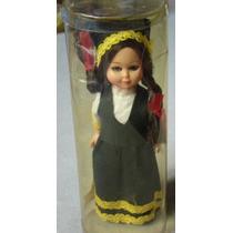 Boneca Antiga Nationality Dolls - Native Costume - Grecia.